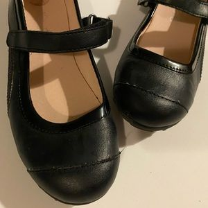Cynthia Rowley Girls Black Shoes Size 2